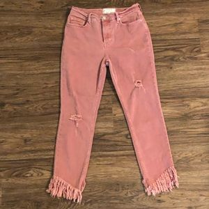 We the Free cropped jeans, 29